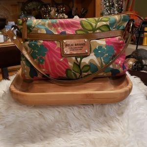 Relic Handbag in Floral Design